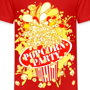 POPCORN_PARTY - Toddler Premium T-Shirt