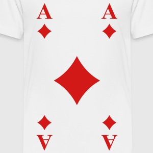 Ace of Diamonds Baby & Toddler Shirts - Toddler Premium T-Shirt