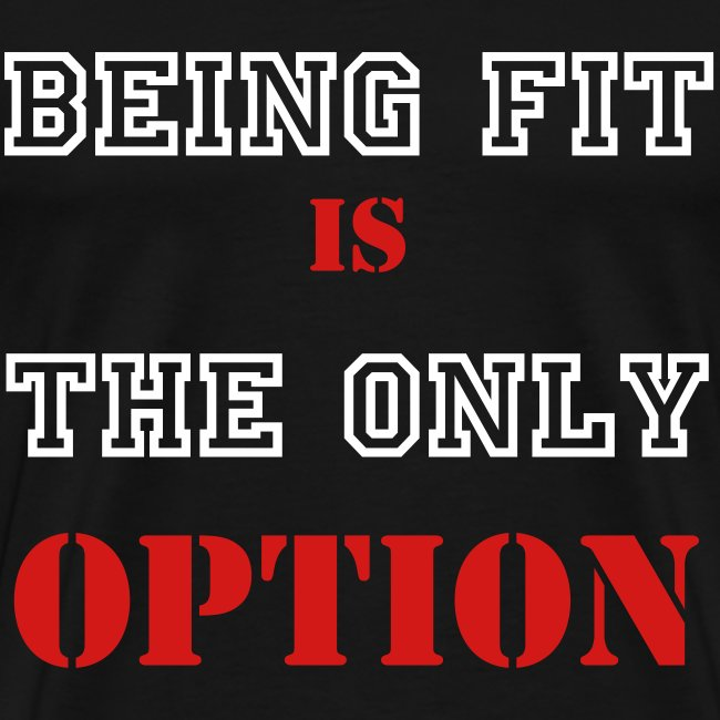 Heavyweight Only Option T-Shirt