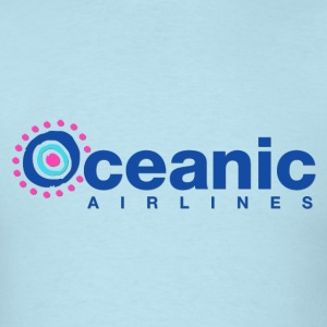 Oceanic Airlines 2 - Men's T-Shirt