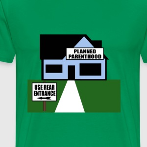 Planned Parenthood - Men's Premium T-Shirt