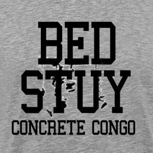Bed-Stuy Concrete Congo - Men's Premium T-Shirt