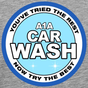 A1A Car Wash - Men's Premium T-Shirt