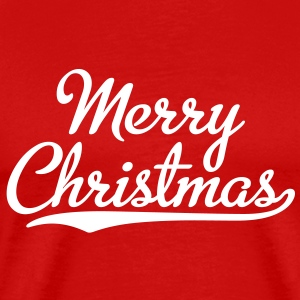 Merry Christmas T-Shirt - Men's Premium T-Shirt