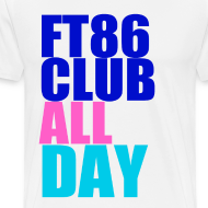 Design ~ FT86 Club All Day