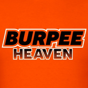 Burpee Heaven - Men's T-Shirt
