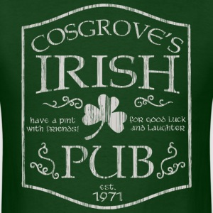 Cosgrove's Irish Pub - Men's T-Shirt