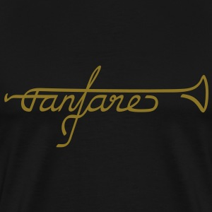 The Fanfare T-Shirts - Men's Premium T-Shirt