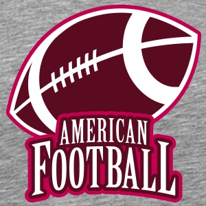 American Football  T-Shirts - Men's Premium T-Shirt