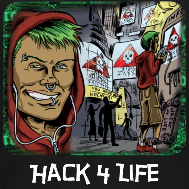 Hack 4 Life Mens