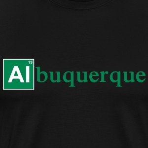 Bad Albuquerque T-Shirts - Men's Premium T-Shirt