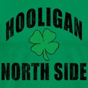 Irish Hooligan Chicago North Side T-Shirt - Men's Premium T-Shirt