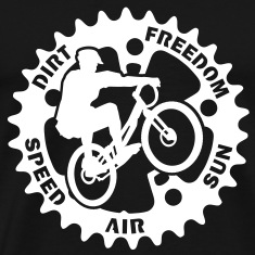 mountainbike_2 T-Shirts