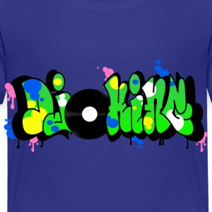 dj king Baby & Toddler Shirts - Toddler Premium T-Shirt