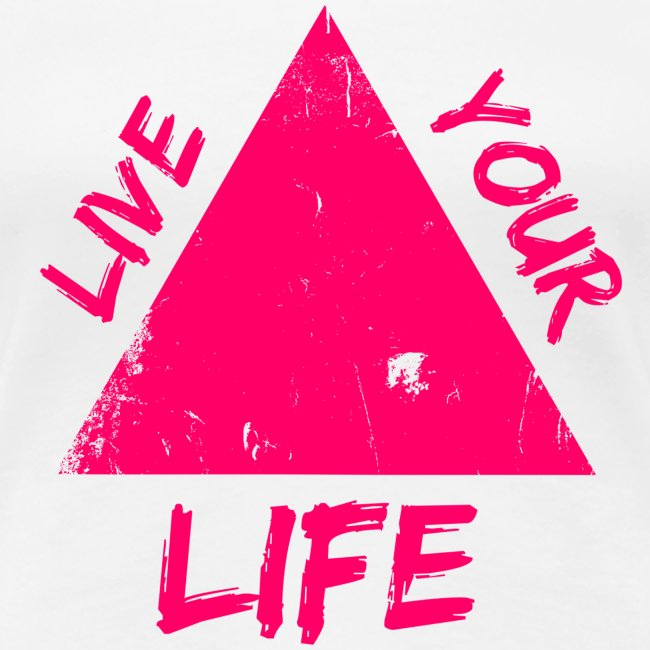 Life Your Life Classic Tee