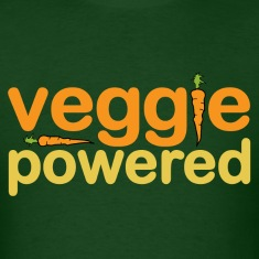 Veggie Powered T-Shirts