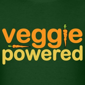 Veggie Powered T-Shirts - Men's T-Shirt