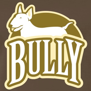 Bull Terrier bully_g_3c T-Shirts - Men's Premium T-Shirt