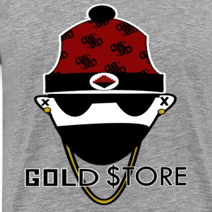 Gold $tore T-Shirts - Men's Premium T-Shirt