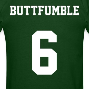 BUTTFUMBLE 6 (With Cartoon) - Men's T-Shirt