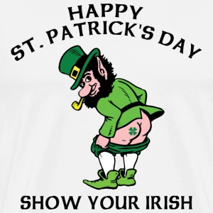 Happy St Patrick's Day - Men's Premium T-Shirt