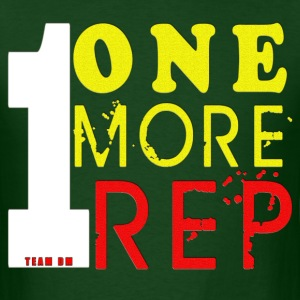 1MOREREP - Men's T-Shirt