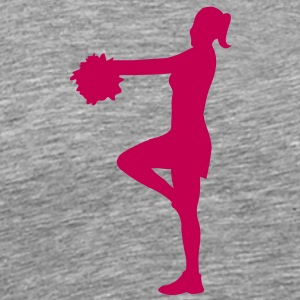 Cheerleader T-Shirts - Men's Premium T-Shirt