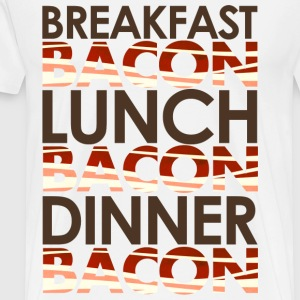 Bacon All Day - Men's Premium T-Shirt
