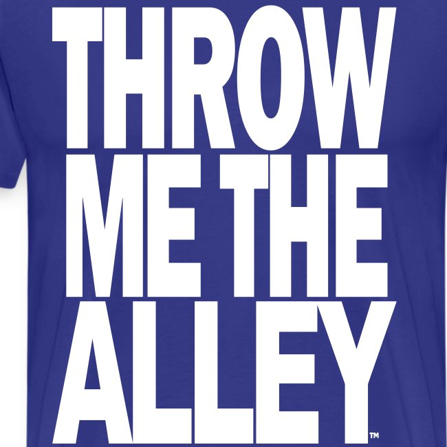 Throw me the alley™