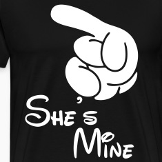 She's Mine T-Shirts