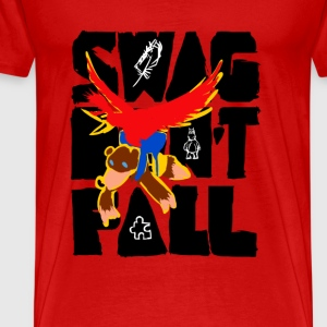Swag don't fall T-Shirts - Men's Premium T-Shirt