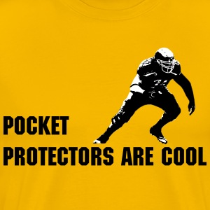 Pocket Protectors - Men's Premium T-Shirt