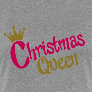 christmas queen - Women's Premium T-Shirt