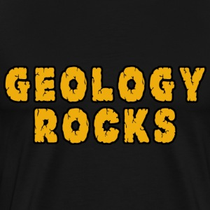 Geology Rocks T-Shirt - Men's Premium T-Shirt