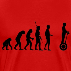 Evolution Segway Shirt