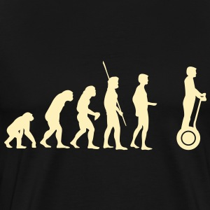 Evolution Segway Shirt - Men's Premium T-Shirt