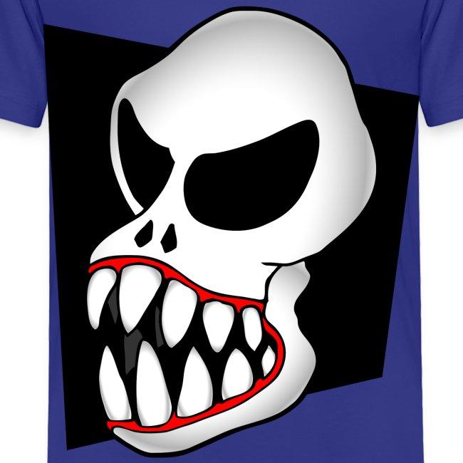 Monster Skull Toddler T