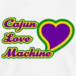 Cajun Love Machine t-Shirt - Men's Premium T-Shirt