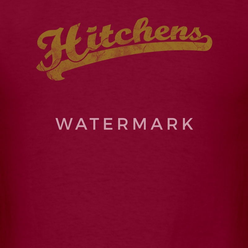 Hitchens - Men's T-Shirt
