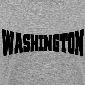 Washington T-Shirts - Men's Premium T-Shirt