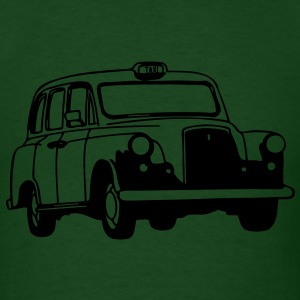 Yellow Cab - Taxi T-Shirts - Men's T-Shirt