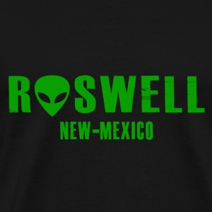 Roswell New-Mexico - Men's Premium T-Shirt