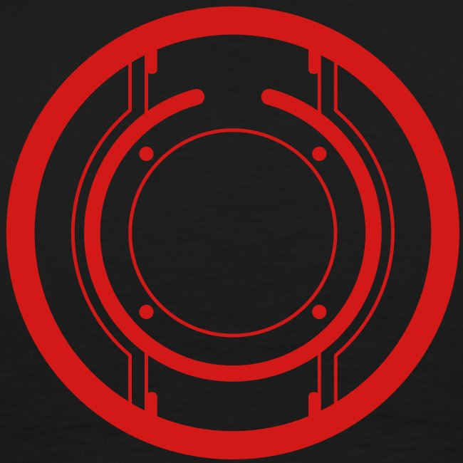 TRON legacy (red)