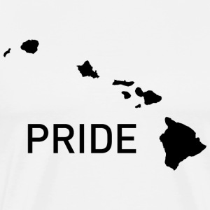 Hawaii Pride T-shirt - Men's Premium T-Shirt