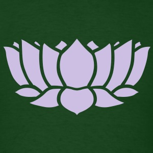 Lotus Flower T-Shirts - Men's T-Shirt