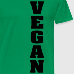 Vegan T-Shirt - Men's Premium T-Shirt
