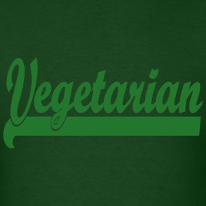 Vegetarian T-Shirt - Men's T-Shirt
