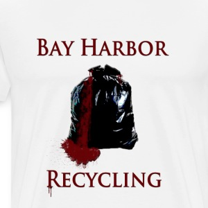 Bay Harbor Recycling - Men's Premium T-Shirt