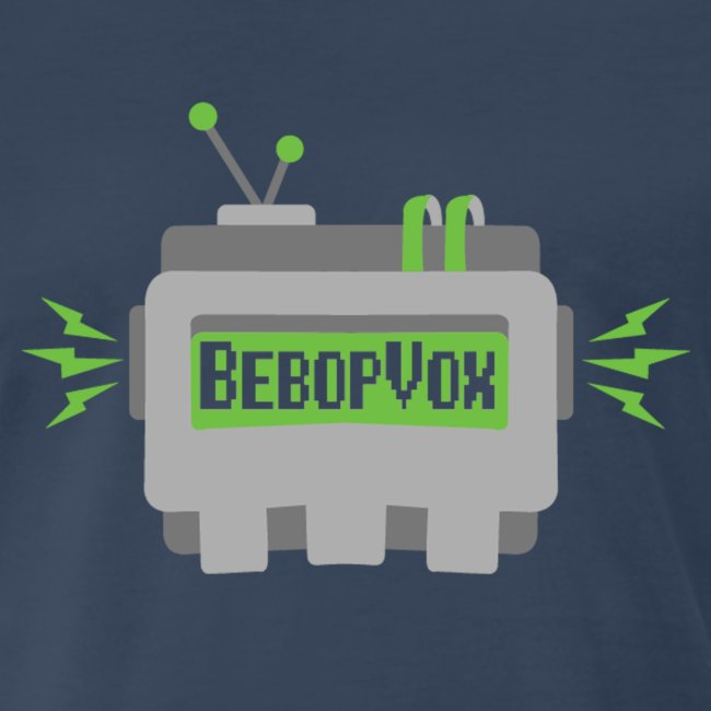 BebopVox Robot Head