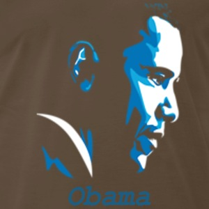 Obama Tshirt - Men's Premium T-Shirt